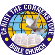Christ the Cornerstone Bible Church Logo