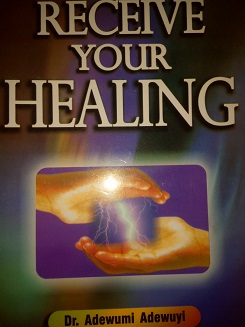 Recieve your Healing